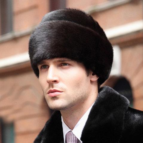 DMC15 Mink Fur Hat for Men