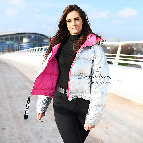 DMGD08A Two Faced Down Jacket