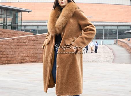 AW19 Teddy Bear Coats Collection