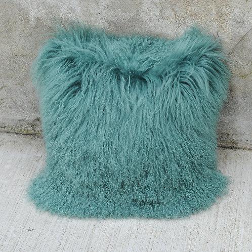 DMD04I  Mongolian lamb Fur Pillow / Cushion Case