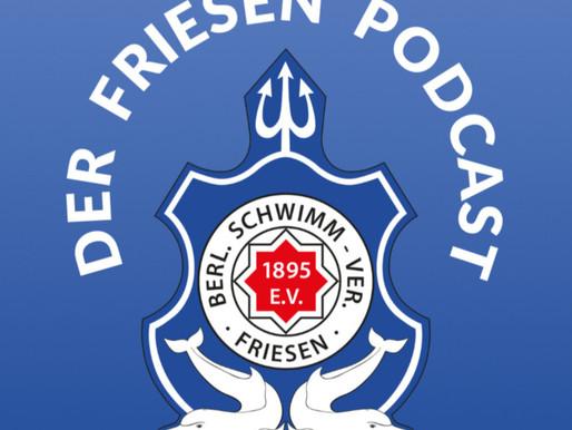 """""""Der Friesen Podcast"""" #2 - Neues und Spannendes vom BSV """"Friesen 1895"""" e. V."""