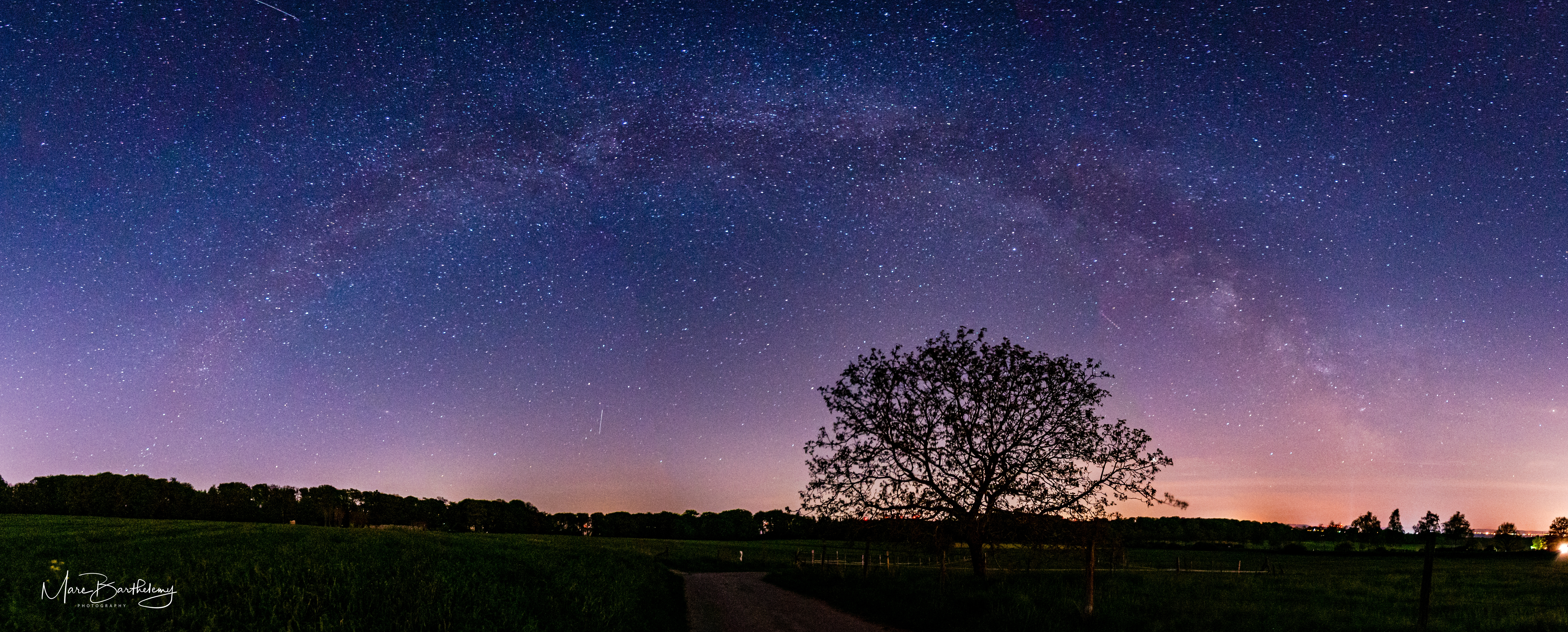 Welfringen Milky Way