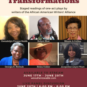 Conversation with the Playwrights of the Transformations plays