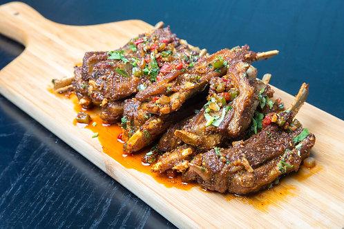 Spicy Lamb Ribs (31516)