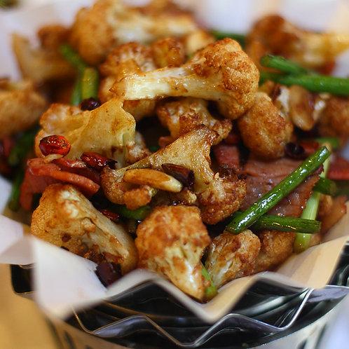 干锅花菜 (10630)