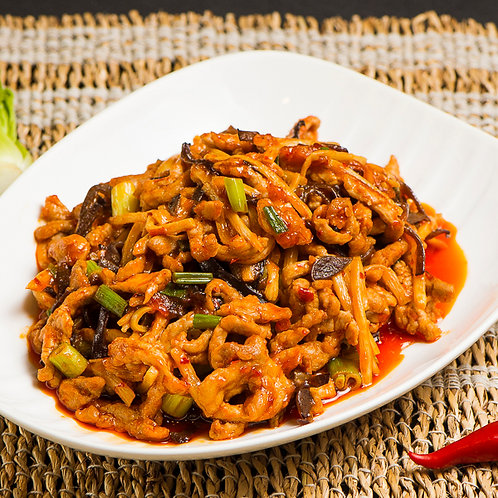 Fish fragrant pork shreds (10502)