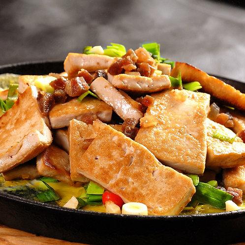 Iron pan tofu (10354)