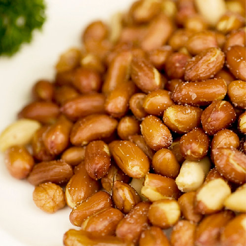 Salted & Sichuan Peppered Peanuts (89015)