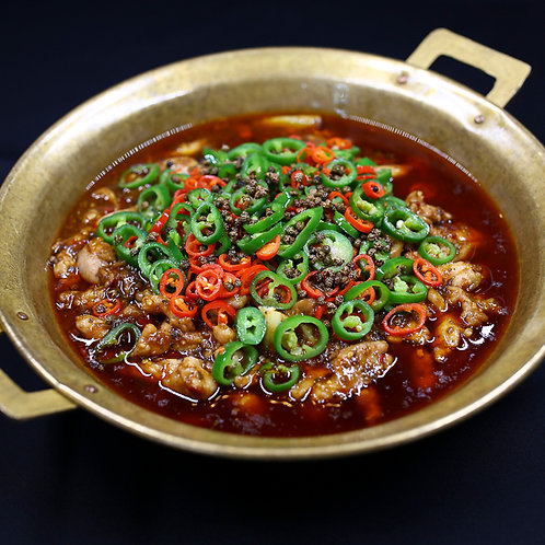 铜锅歪嘴鸡 (10006)