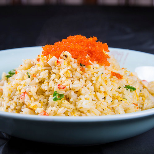 Roe fish egg fried rice (10958)