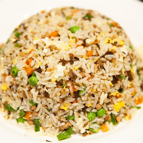 Fried rice with pork mince (10979)