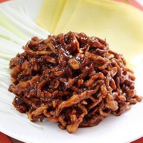 Shredded pork with bean paste (10503)