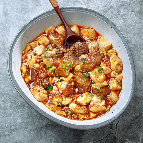麻婆豆腐牛筋煲 (10520)