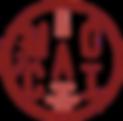 Mao Cao Logo Monocolour Dark Red.png