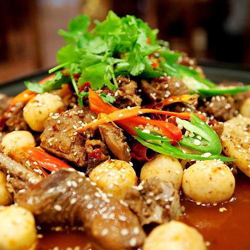 蜀香芋儿鸡 (10412)