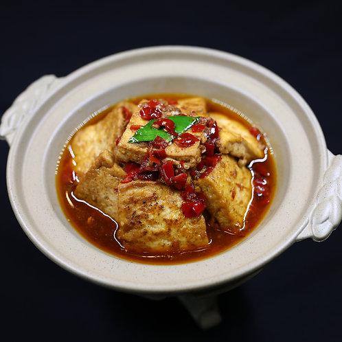 Dry pot toufu (10170)