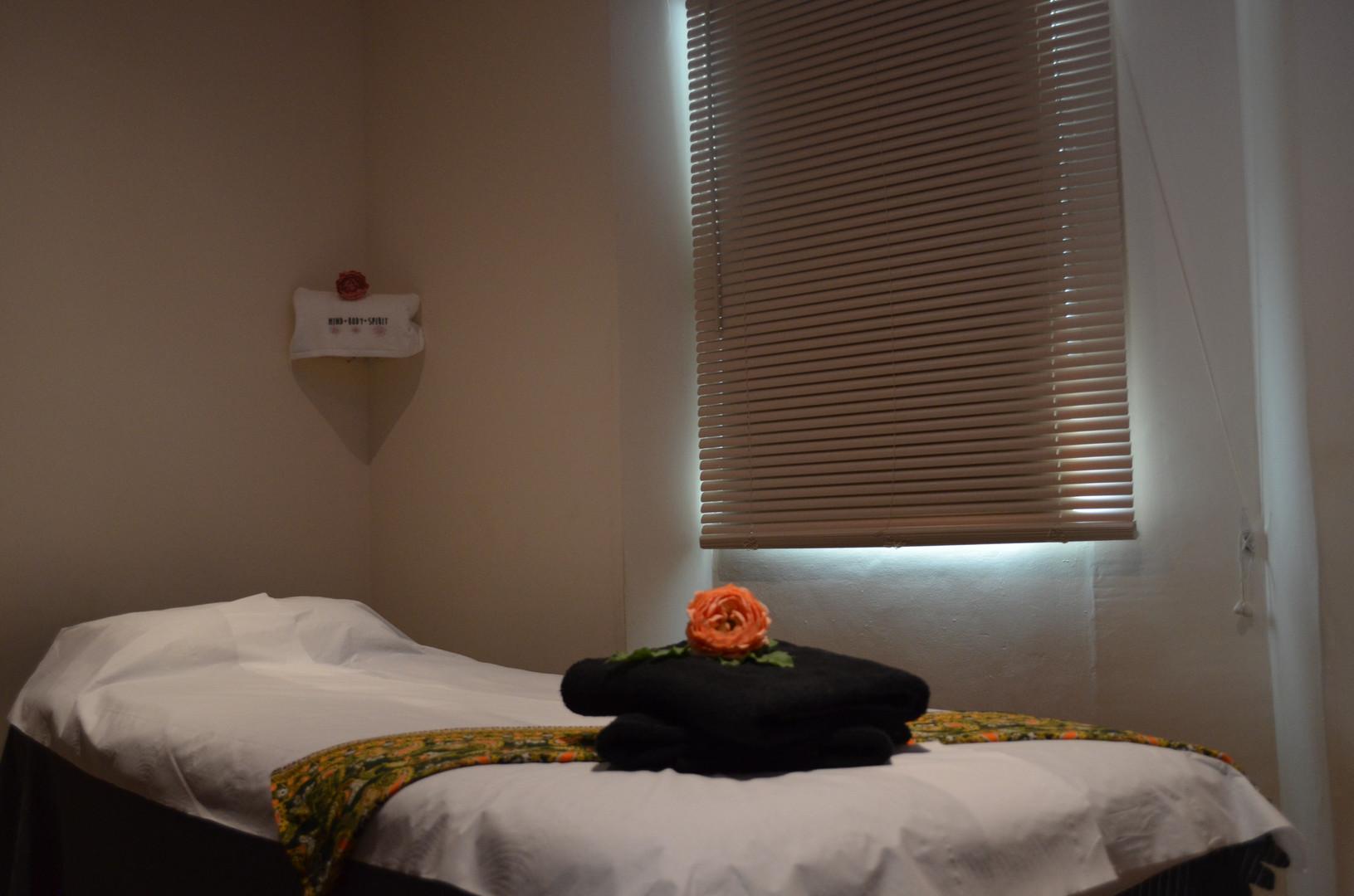 Massage Room Natural Light