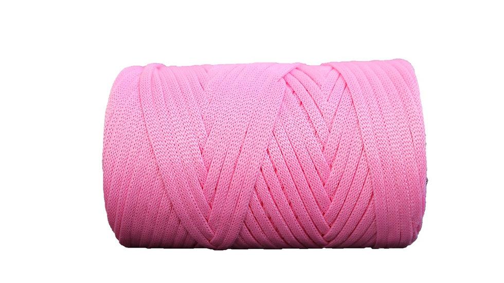 Glossy Tape Yarn PINK