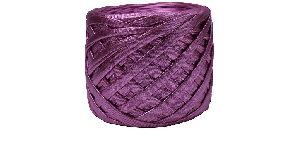 Metallic Yarn 55 yards PINK