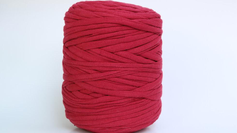 T-Shirt Yarn Red Wine