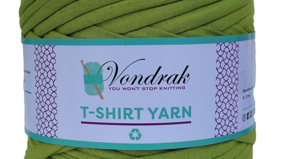 T-Shirt Yarn Apple Green