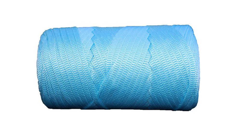 Glossy Tape Yarn SKY BLUE
