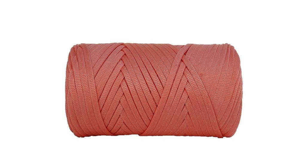 Glossy Tape Yarn ORANGE