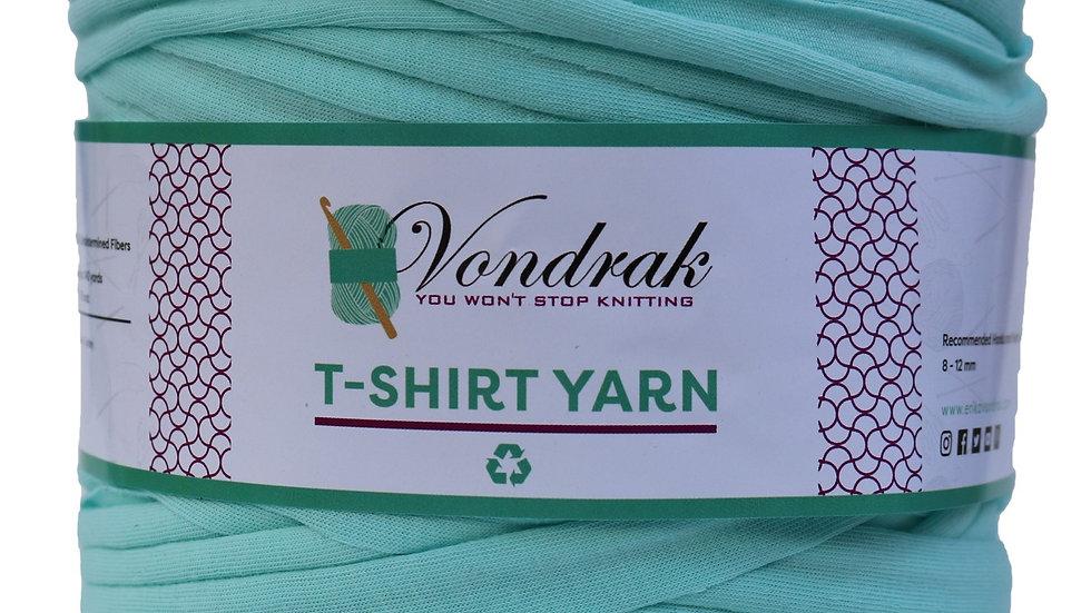 T-Shirt Yarn Mint