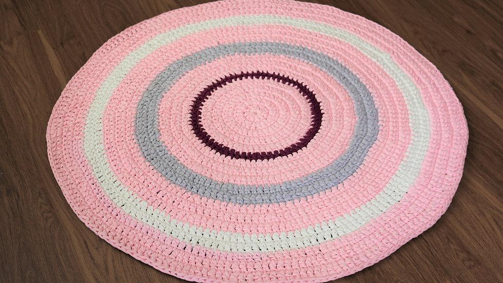 Circular Flat Rug