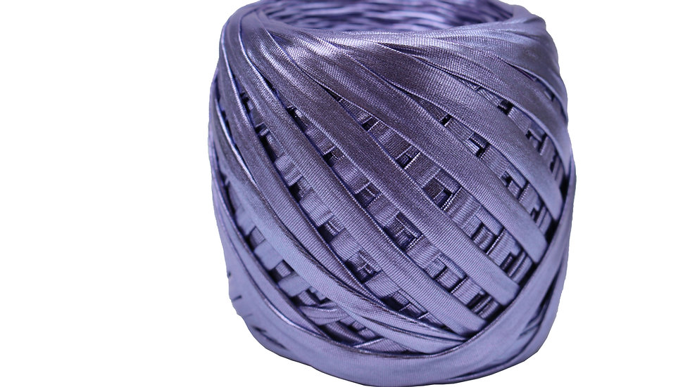Metallic Yarn 55 yards LILAC