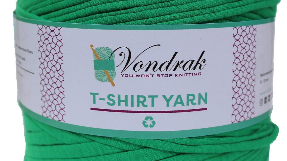 T-Shirt Yarn Green