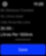 Simulator Screen Shot - My Watch X - 201