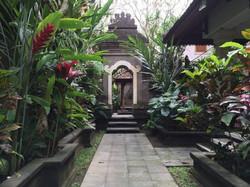 Our Balinese Yoga Shala