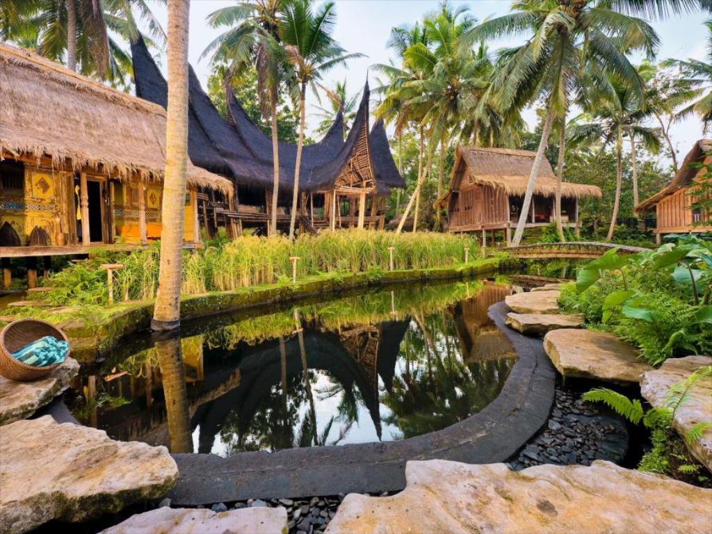 Bambu-Indah