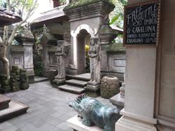 Casa Luna Entrance