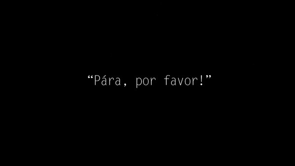 Teaser - Pára, por favor! - 2015