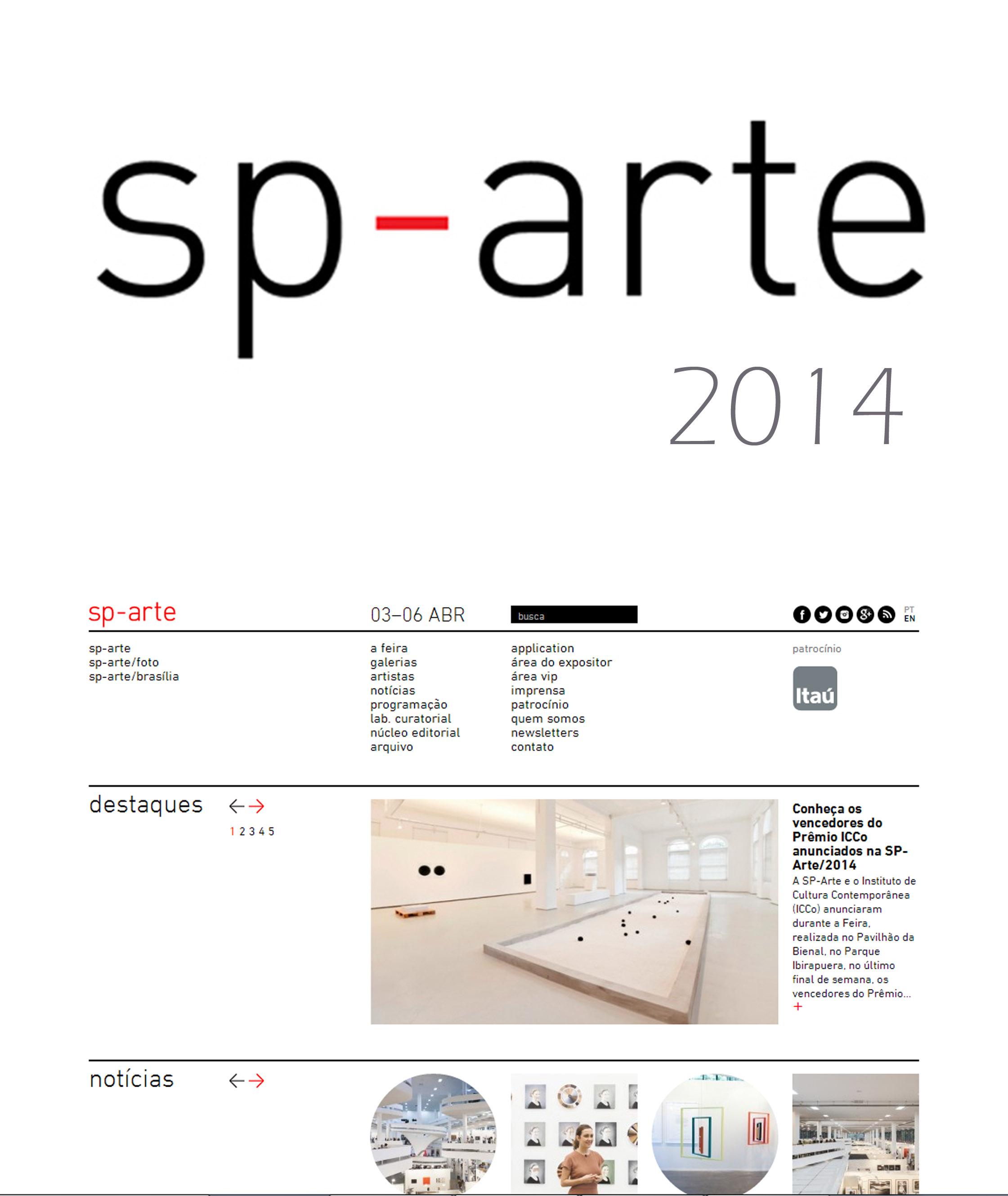 SP- Arte 2014