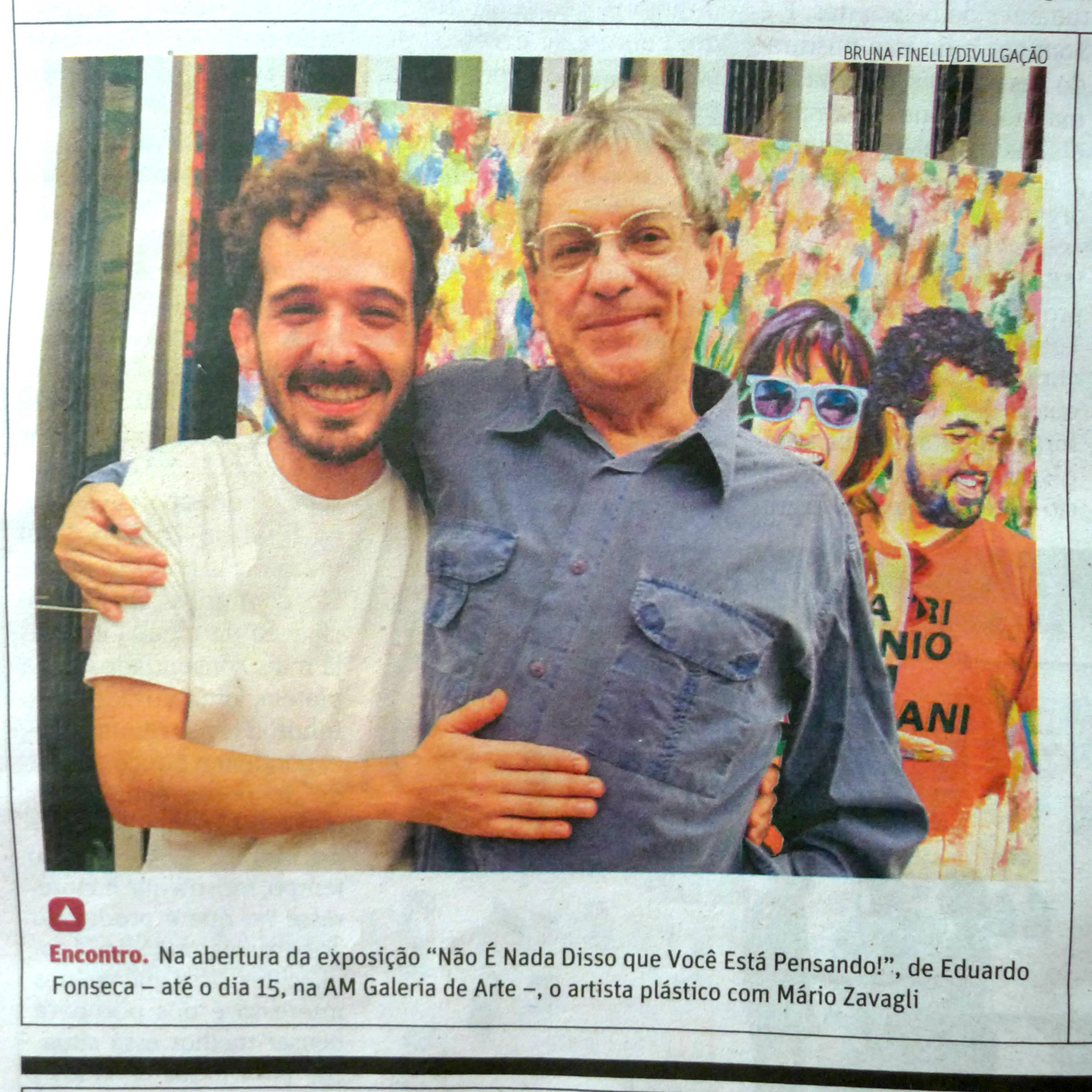 """Jornal: """"O Tempo"""""""