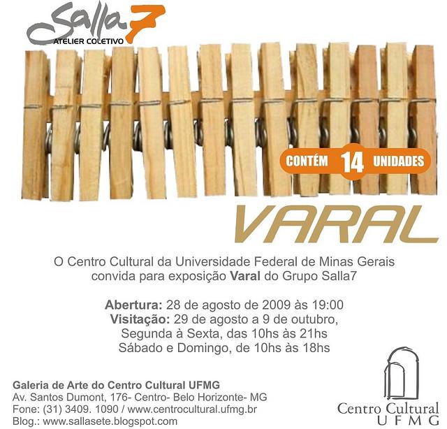 "Sala 7 - ""Varal"""