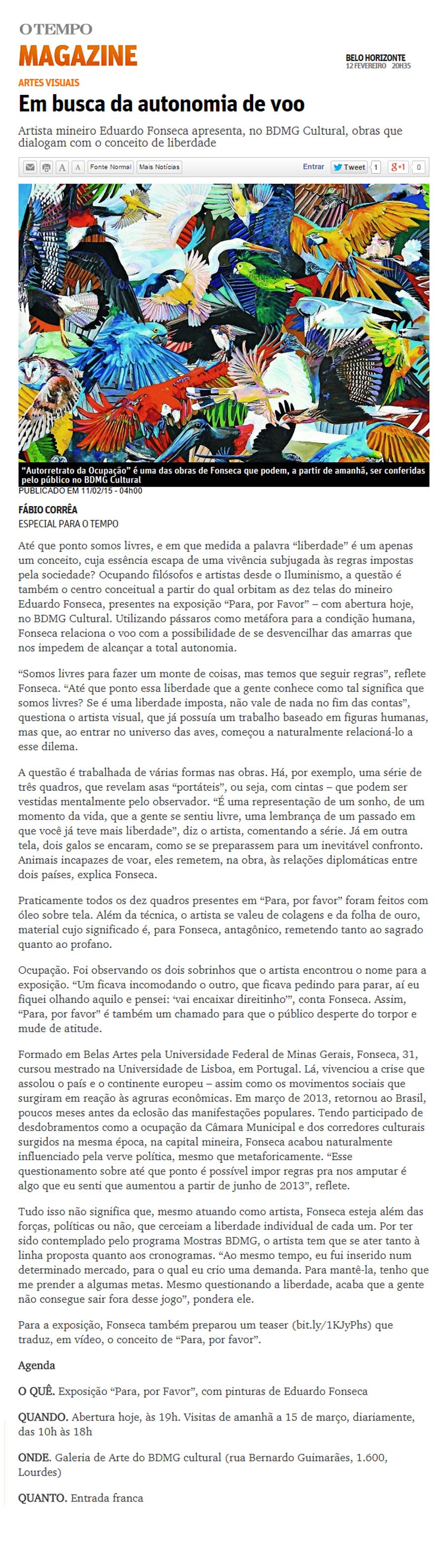 Jornal O Tempo