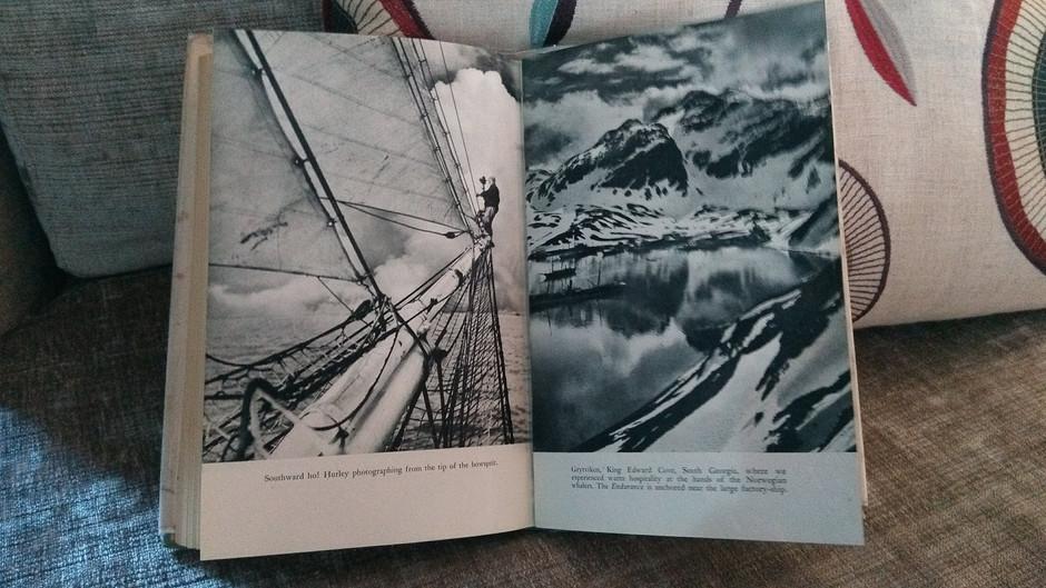 Shackleton's Argonauts
