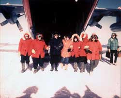 50 years of Women at the South Pole
