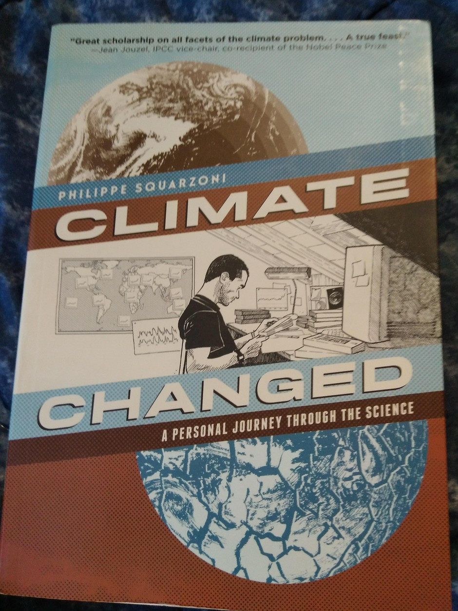 Climate Changed - book review