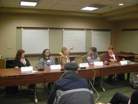 Preditors & Editors panel
