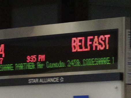 Journey to Belfast