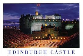 To Edinburgh... and beyond!