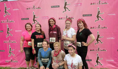 The Dirty Girl Team