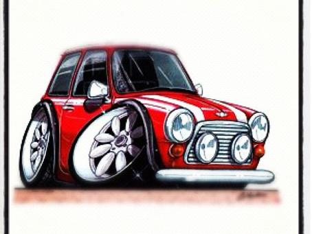 A Mini for Cooper?