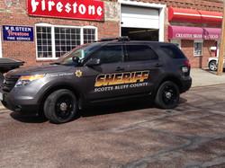 Scotts Bluff County Sheriff