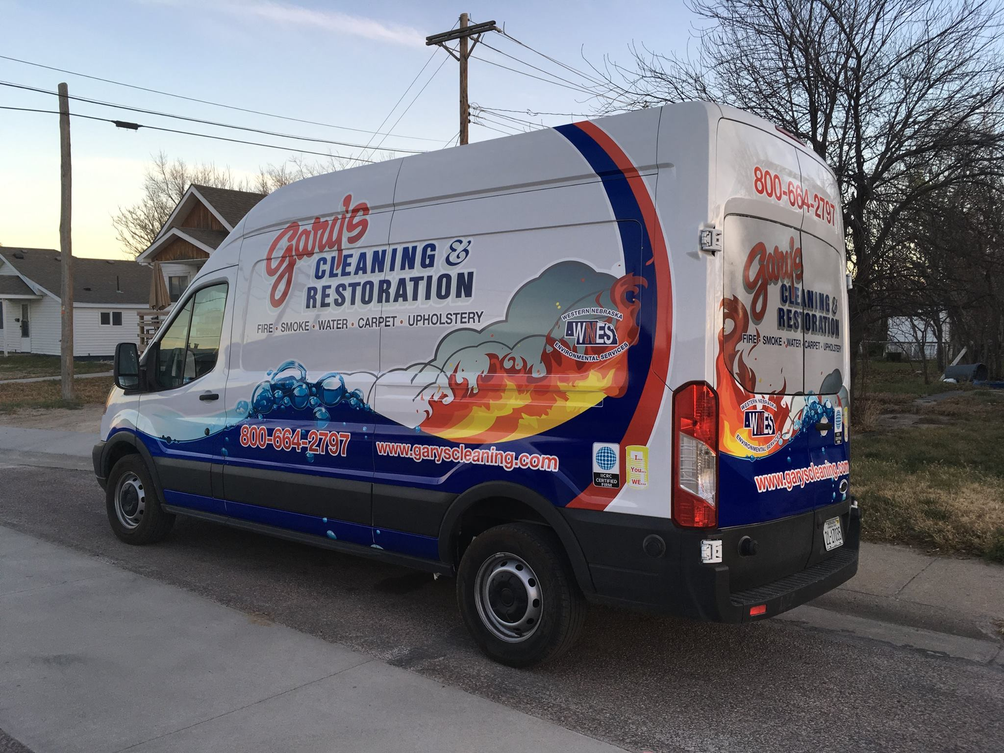 Gary's Cleaning & Restoration